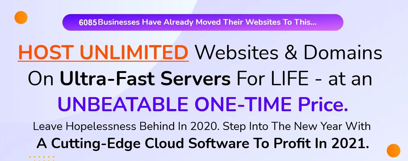 Life Time Unlimited Web Hosting Plan HostSquad Reviews 2021